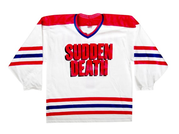 Sudden Death Hockey Jersey