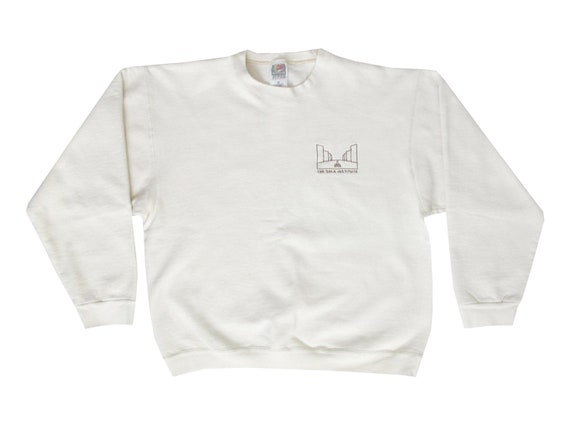 The Salk Institute Embroidered Sweatshirt
