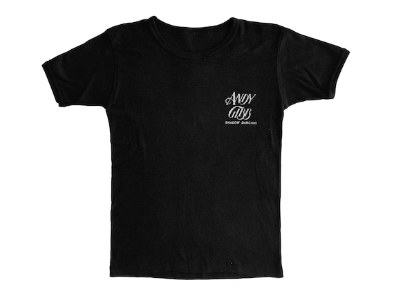 Andy Gibb Shadow Dancing T-Shirt