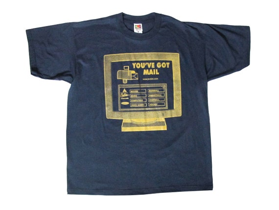 You've Got Mail America Online AOL T-Shirt