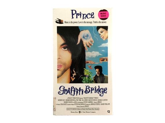 Prince Graffiti Bridge VHS