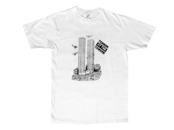 I Survived Terror at the Towers T-Shirt