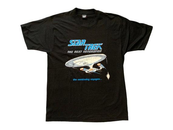 Star Trek The Next Generation USS Enterprise T-Shirt