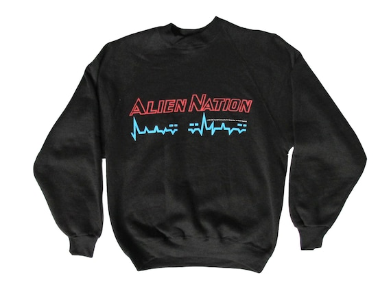 Alien Nation TV Show Sweatshirt
