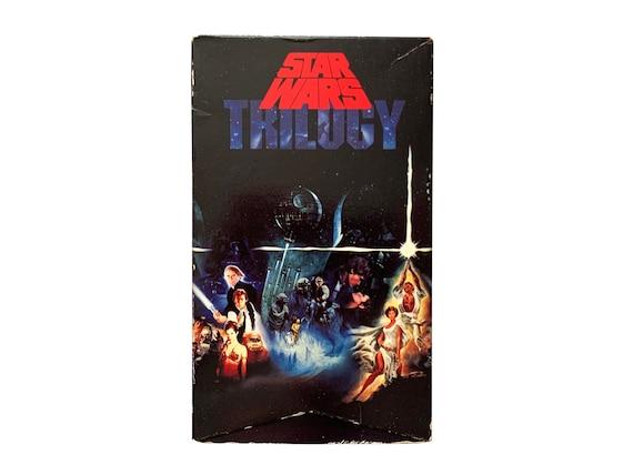 Star Wars Trilogy VHS Box Set