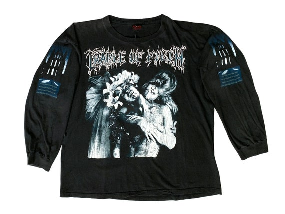 Cradle of Filth Supreme Vampyric Evil L/S Shirt