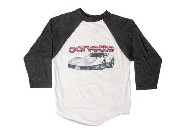 Corvette Roach 81 Raglan T-Shirt