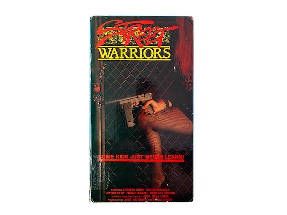 Street Warriors VHS