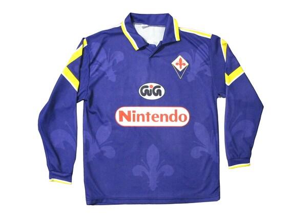 Fiorentina ACF Nintendo L/S Soccer Jersey