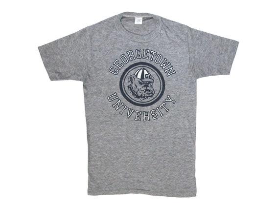 Vintage Georgetown University Tri Blend T-Shirt
