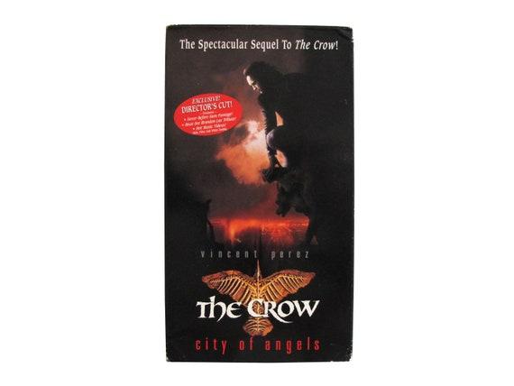 The Crow City of Angels Directors Cut VHS
