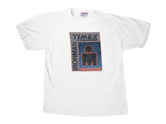 Timex Sports Ironman Triathlon T-Shirt
