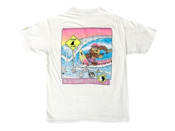 T&C Surf Shark X-ing T-Shirt