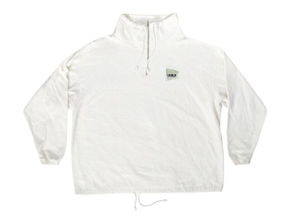 B.U.M. Equipment Quarter Zip Pull Over Sweatshirt