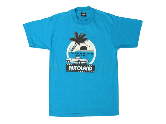 Autoland One Day Auto Show T-Shirt