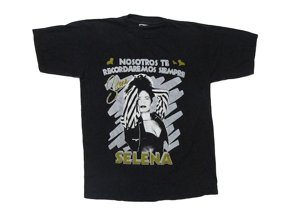 Selena We Will Always Remember Siempre Te Recordaremos T-Shirt