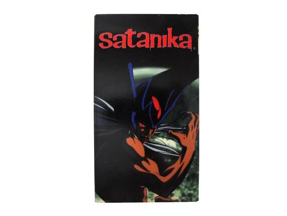 Satanika VHS