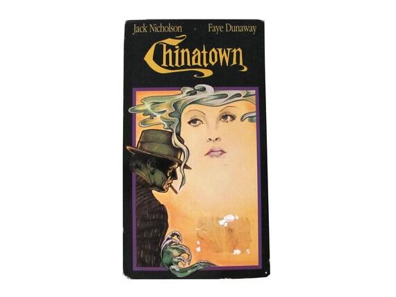 Chinatown VHS