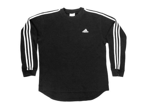 Adidas Embroidered Waffle L/S Shirt