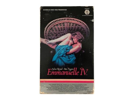 Emmanuelle IV VHS