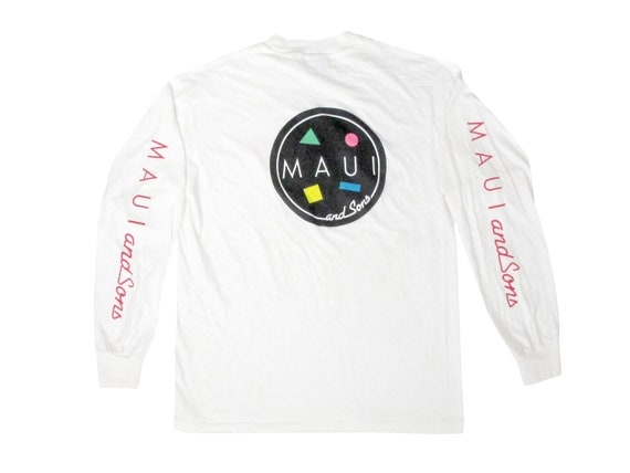 Maui & Sons L/S  Shirt