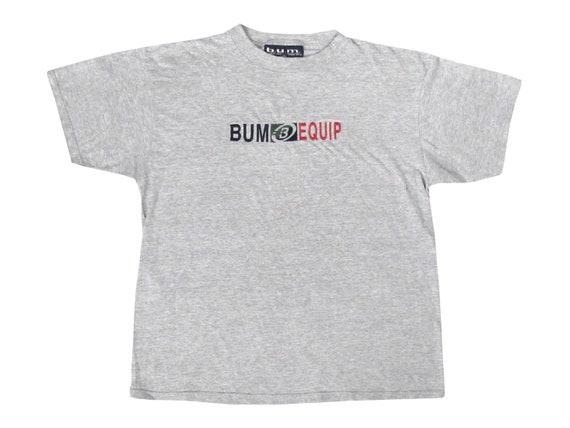 B.U.M. Equipment Grey T-Shirt