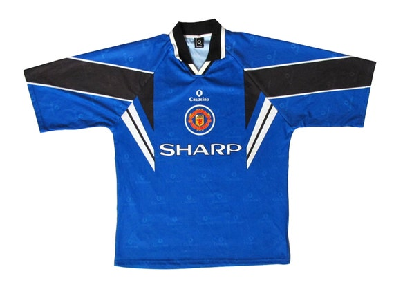 Manchester United F.C. Sharp Soccer Jersey