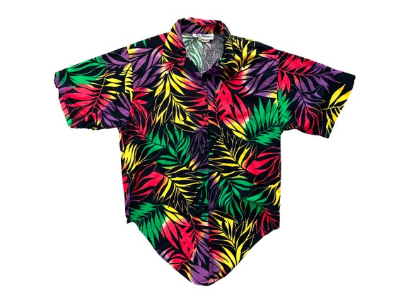 Risky Business All Over Print Palm Tree Shirt