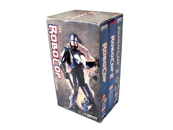 Robocop Trilogy VHS