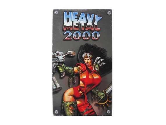 Heavy Metal 2000 VHS
