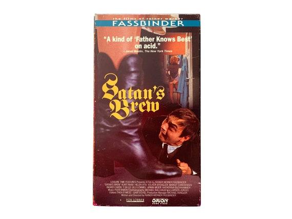 Satans Brew VHS