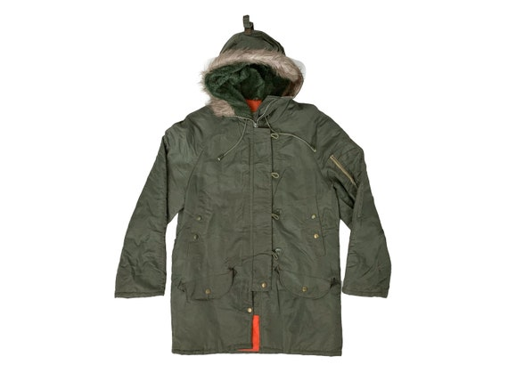 Arctic Parka Snorkel Jacket