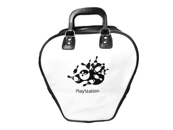 Playstation Black & White Bowling Bag