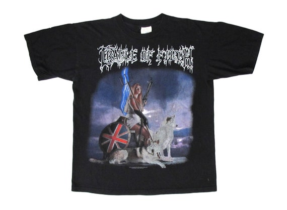 Cradle of Filth Spearheading Millennial War T-Shirt