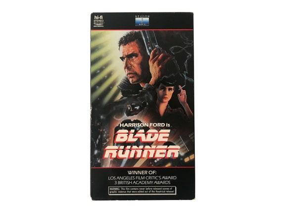 Blade Runner VHS