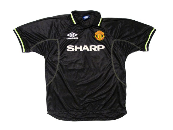 Manchester United F.C. Umbro Soccer Jersey