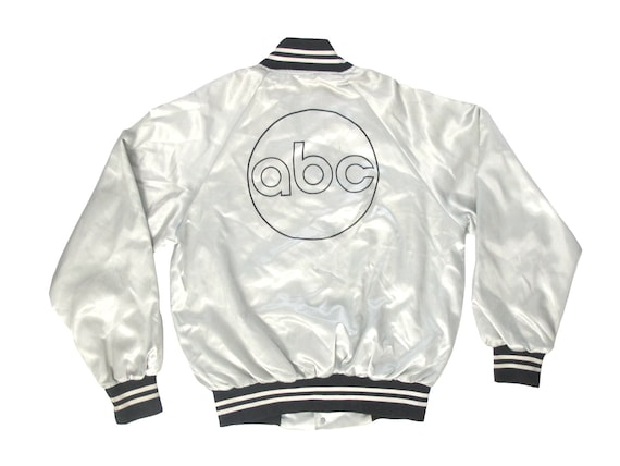ABC Rahmlee Silver Satin Jacket