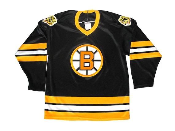 Boston Bruins Black CCM Hockey Jersey