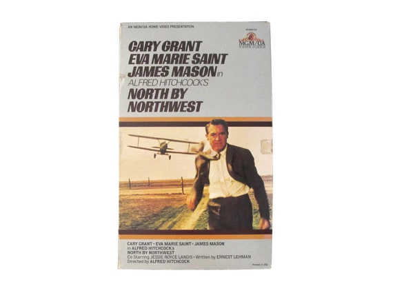 North by Northwest VHS