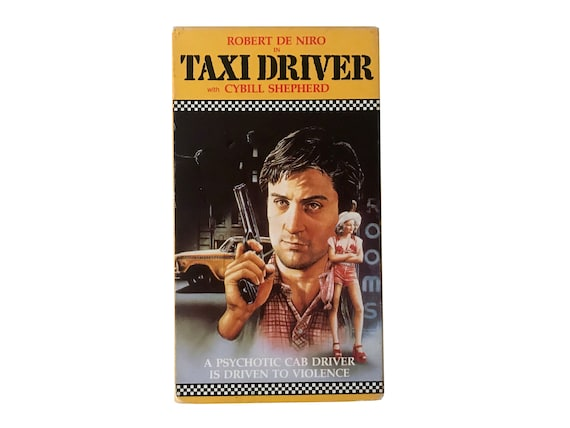 Taxi Driver VHS
