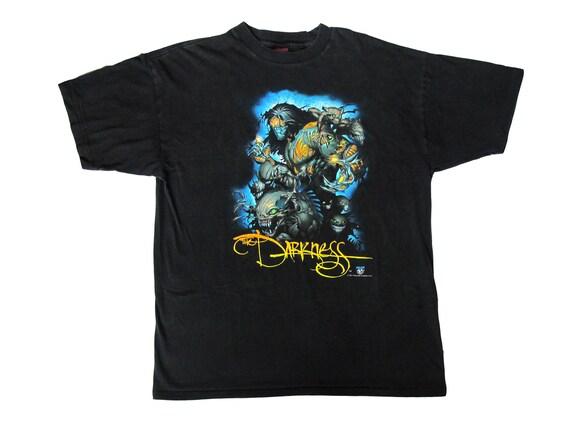 The Darkness Comic Fashion Victim T-Shirt