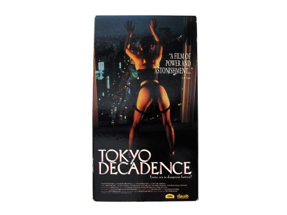 Tokyo Decadence VHS