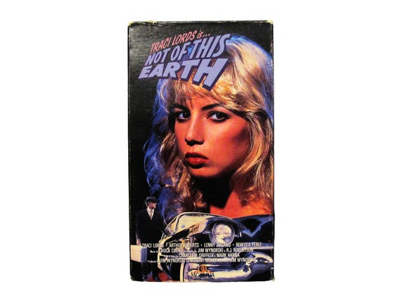 Not of This Earth VHS
