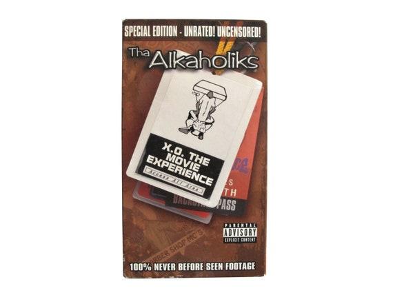 Tha Alkaholiks X.O The Movie Experience VHS