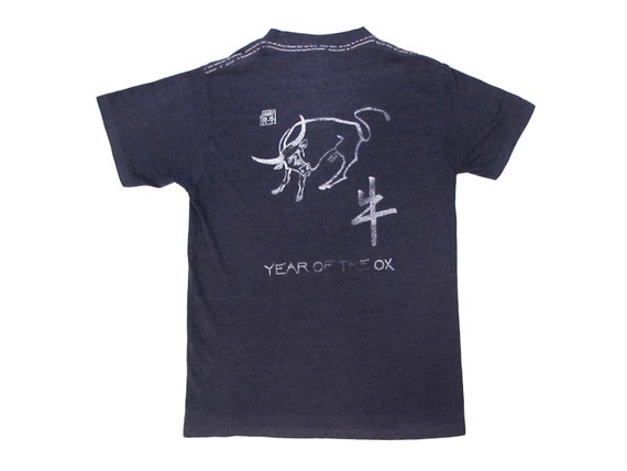 Year of the Ox 1985 T-Shirt