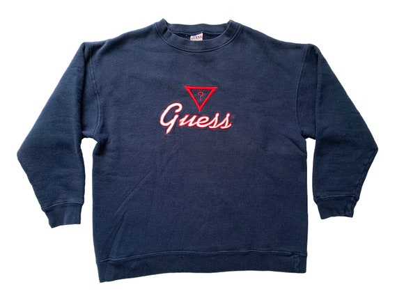 Guess Embroidered Sweatshirt