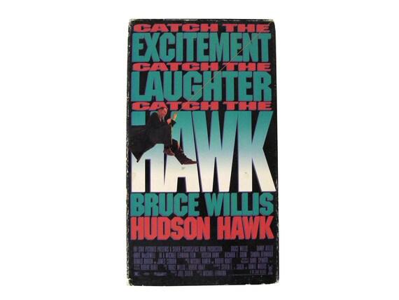 Hudson Hawk VHS