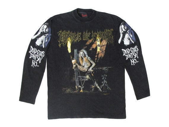 Cradle of Filth Psychopathia Sexualis L/S Shirt