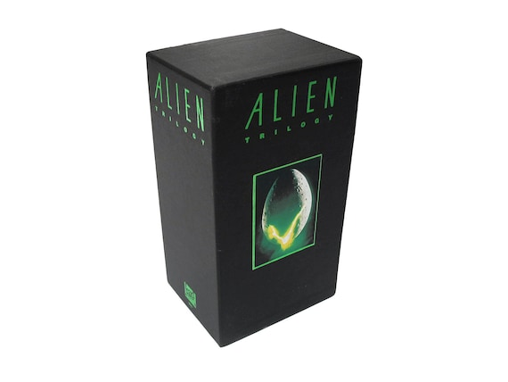 Alien Trilogy 3x VHS Box Set