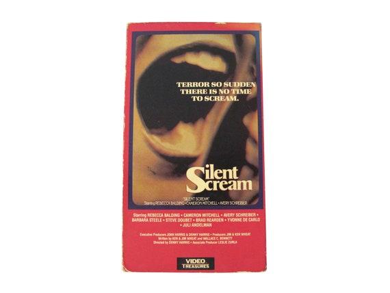 Silent Scream VHS